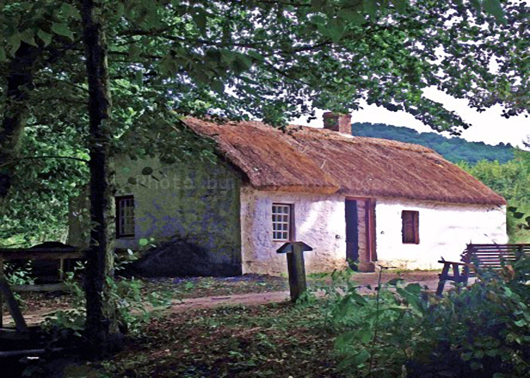 Irish Country Cottage Ireland Scotland And England