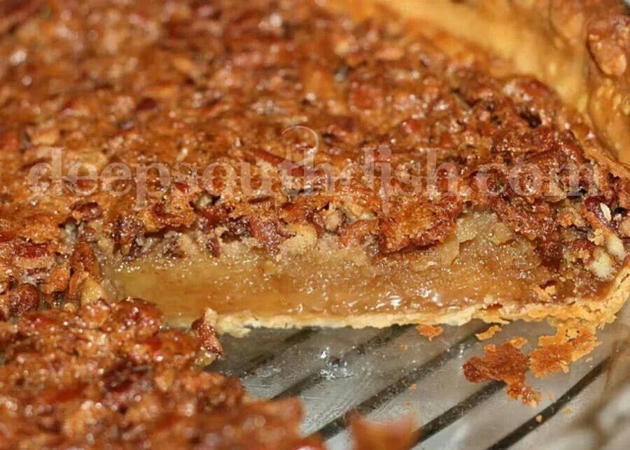 Tradotional Southern Pecan Pie | Yummy | Pinterest