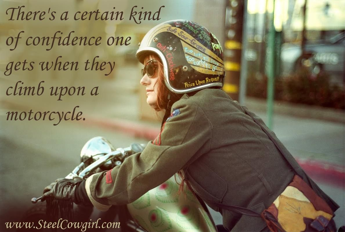 Motorcycle Riding Quotes And Sayings Quotesgram