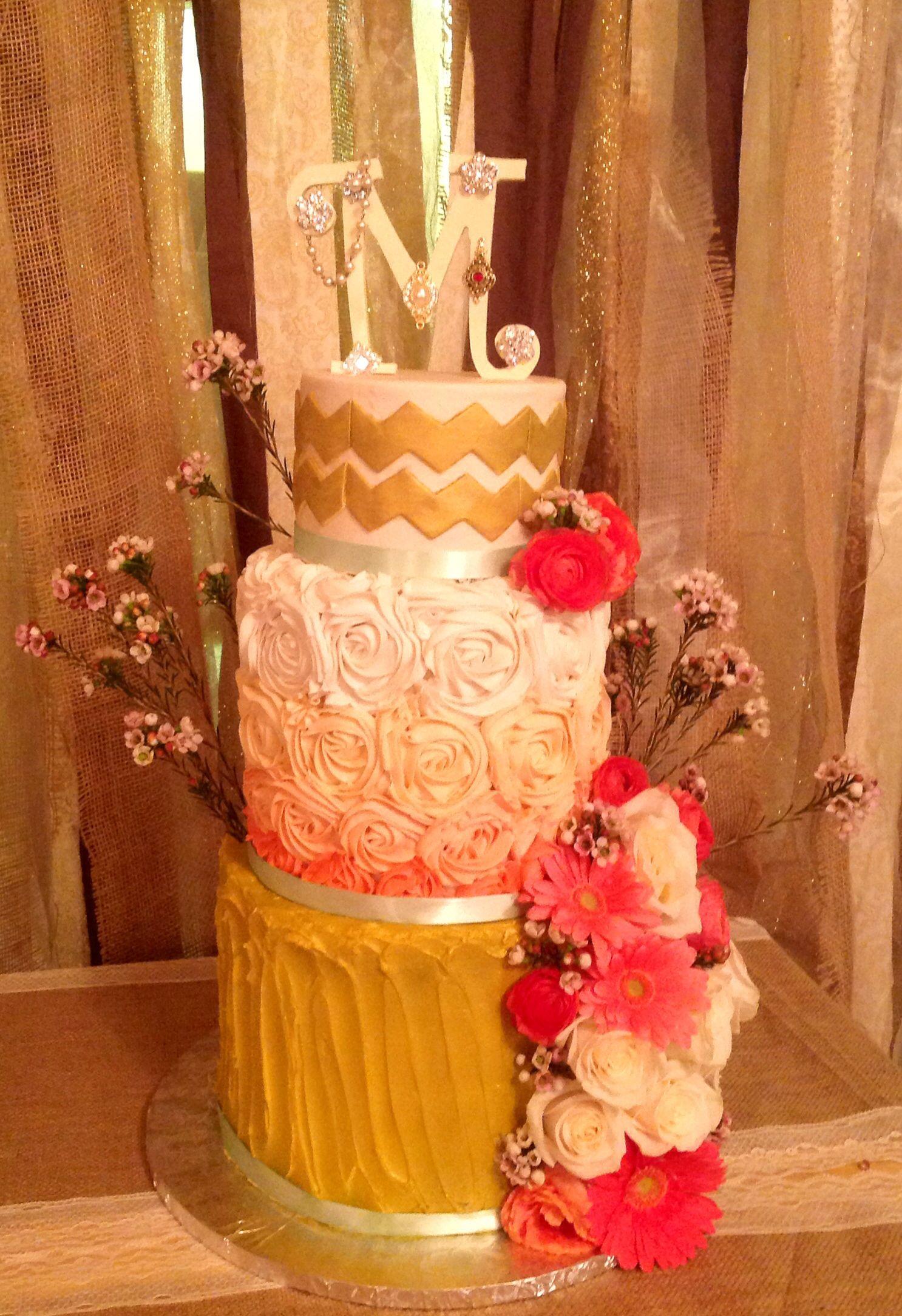 Wedding Cake Kara 39 S Cakes In Burnet TX Cakes I Like Pinterest
