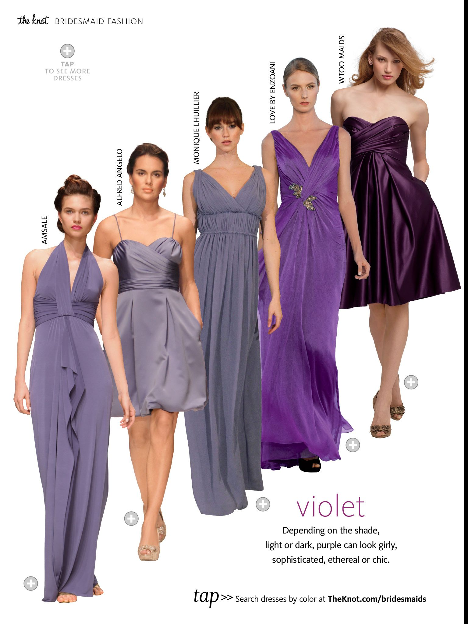 Worst Bridesmaid Dresses The Knot 64