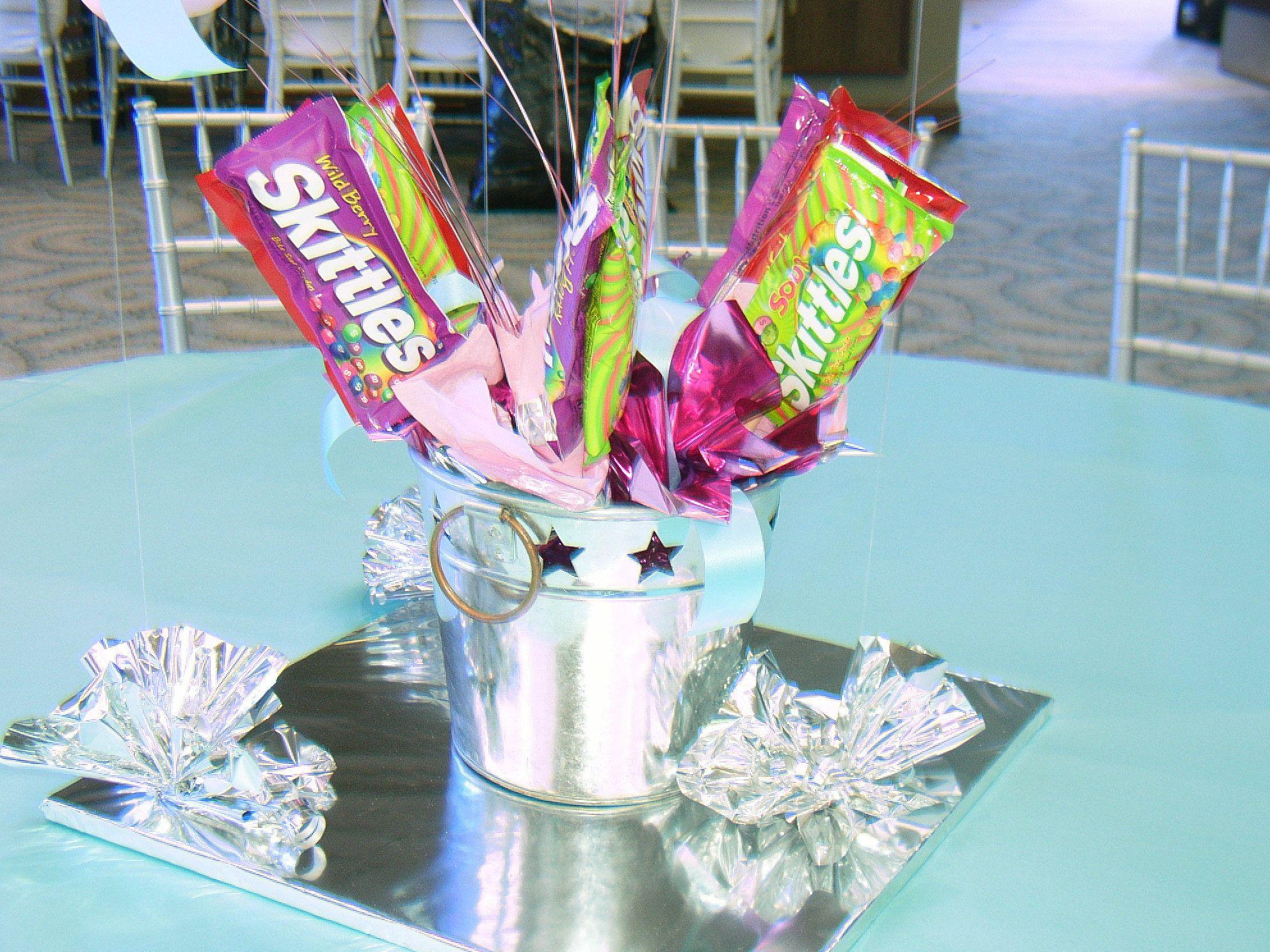 Bat mitzvah candy centerpieces imgkid the