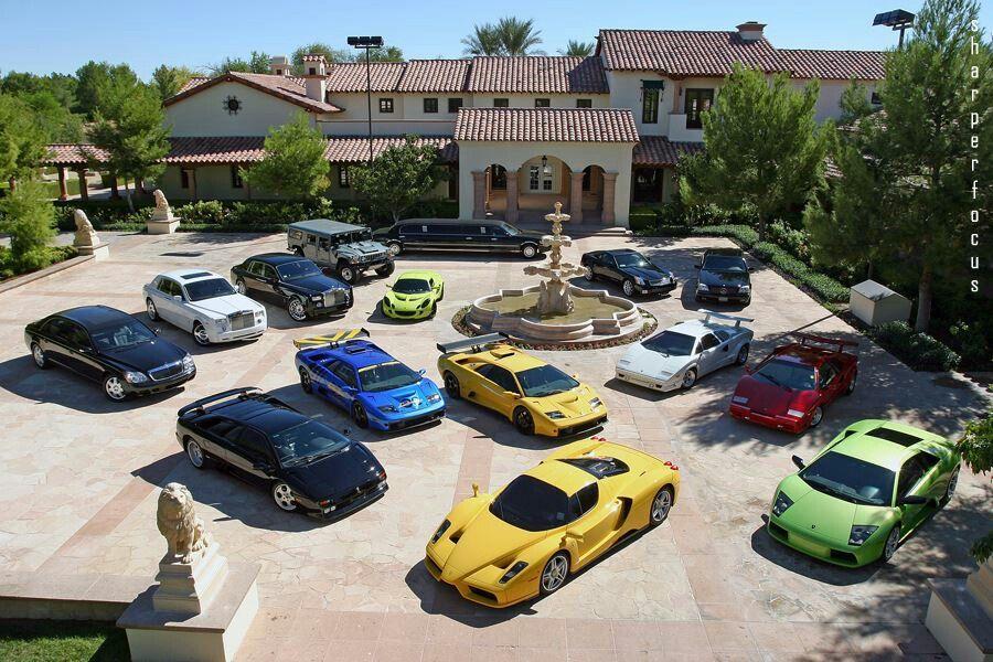 Nice collection dream car garage pinterest for Garage auto nice