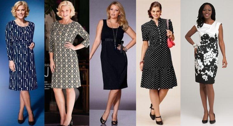 Как сшить платья для 40 летних женщин 351