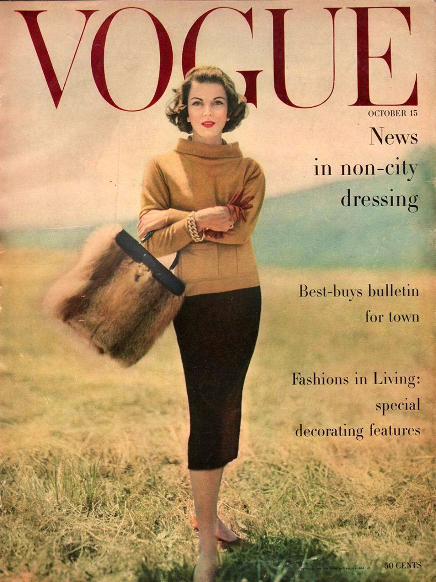 vogue magazine 1956 vogue magazine covers vintage