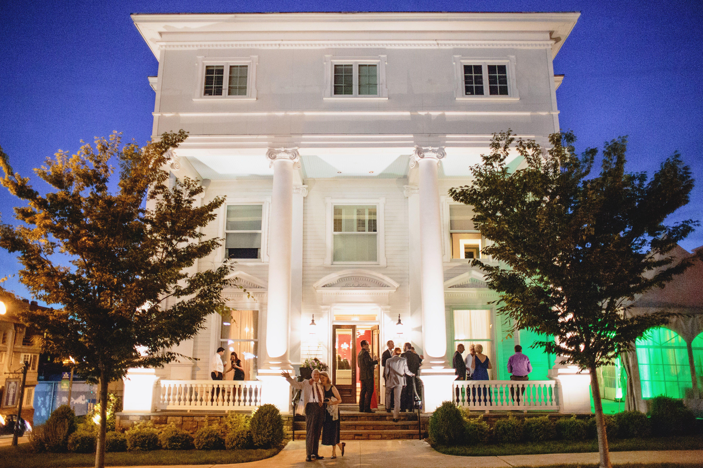 The Colonnade Scranton PA Wedding Venue