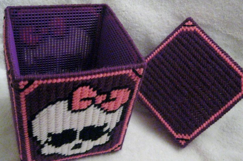 Monster High Plastic Canvas Patterns 2015 | Personal Blog