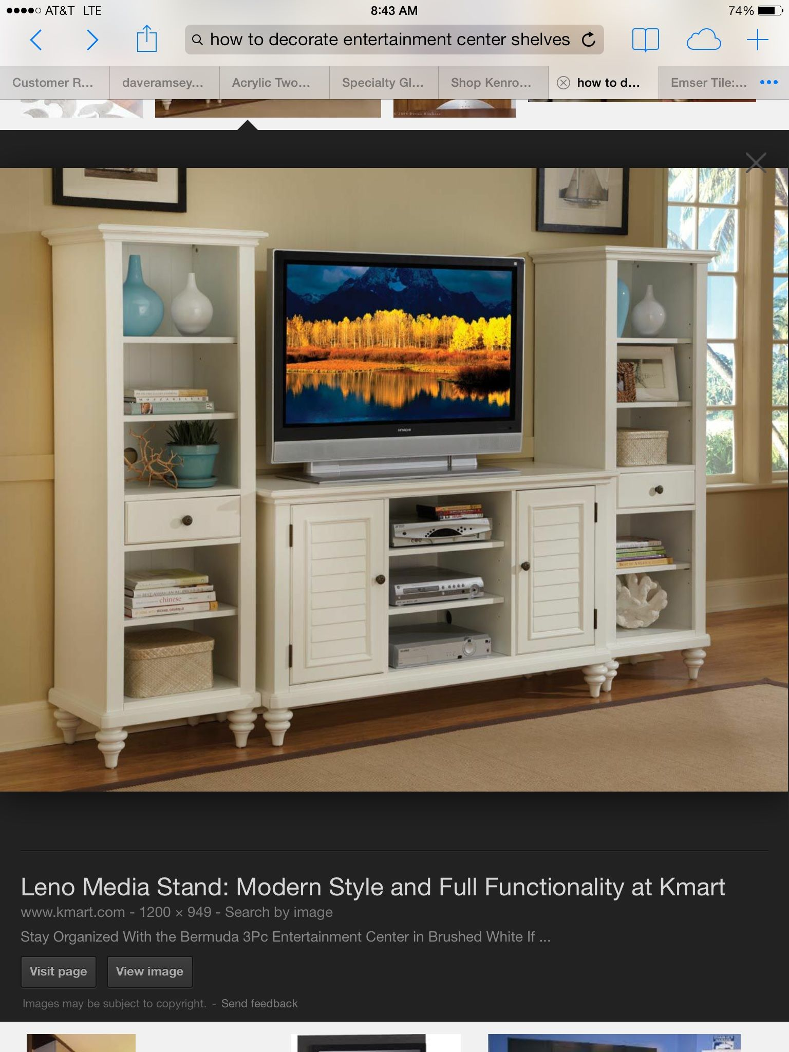 Entertainment Center Design Ideas ~ Home & Interior Design