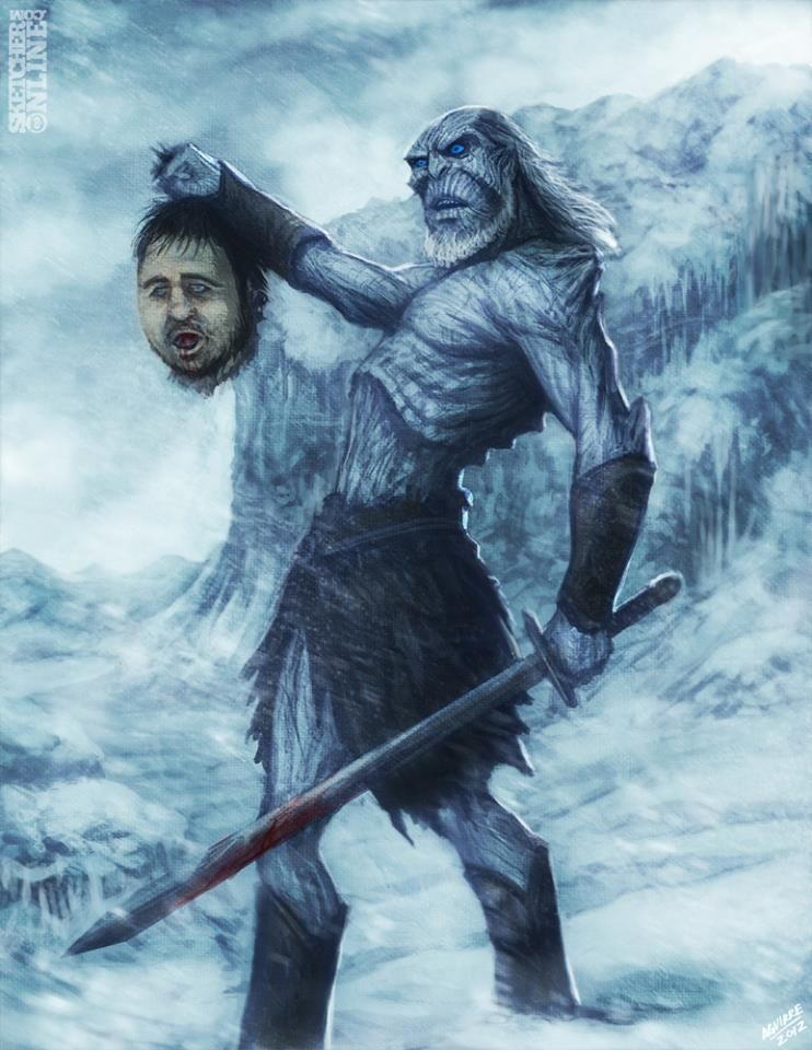 game of thrones wight vs other