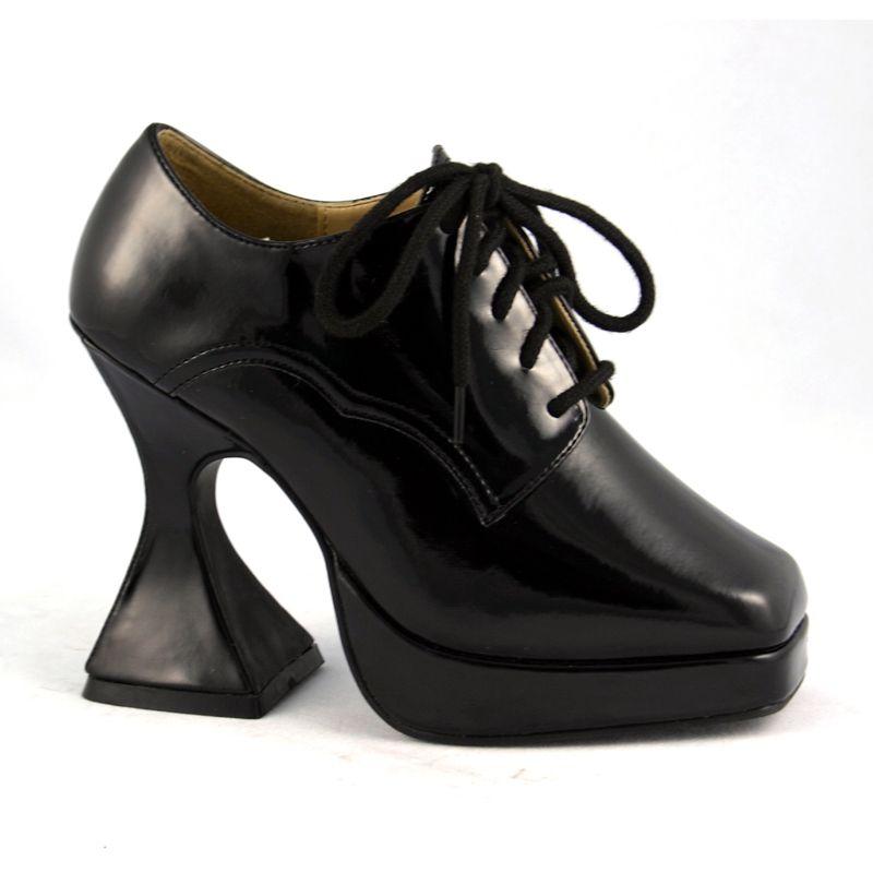 funky heel shoes