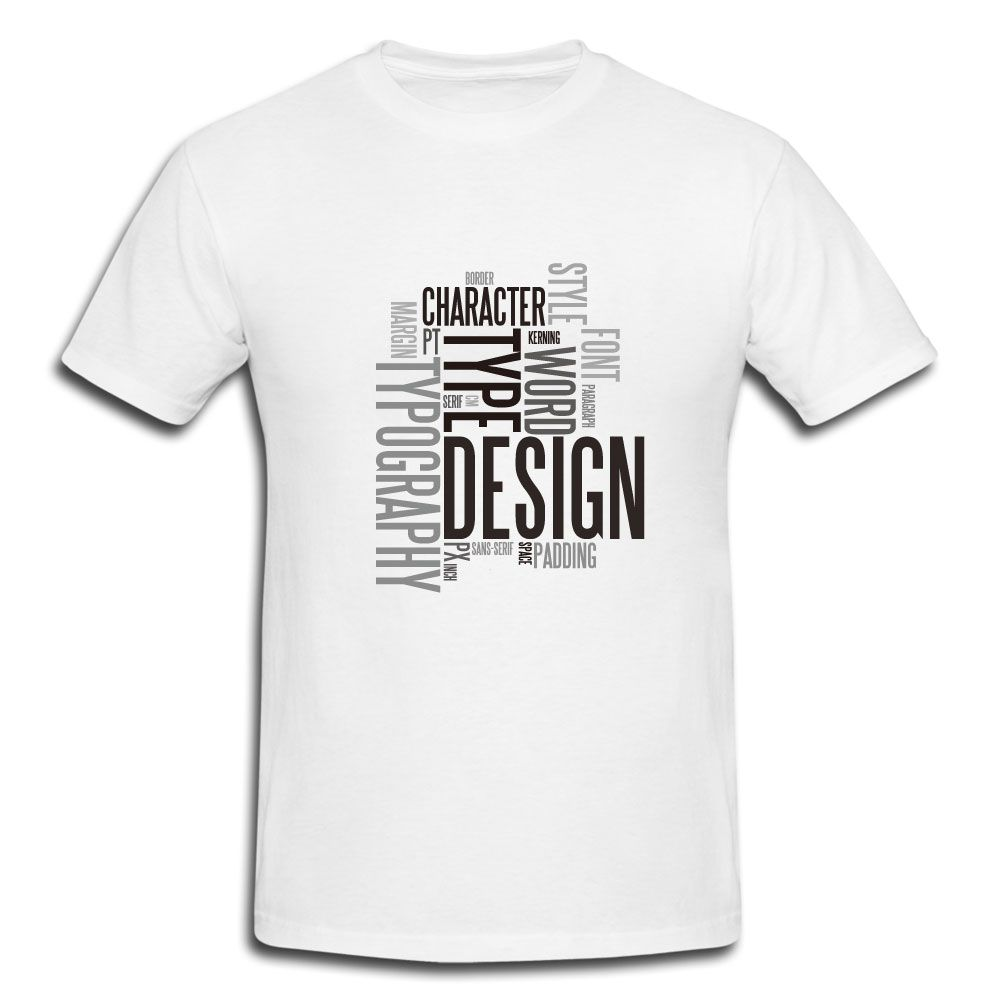 Custom logo design t shirts