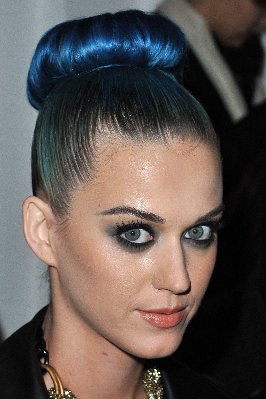 Katy Perry Look Smokey Eyes Make Up Random Icon