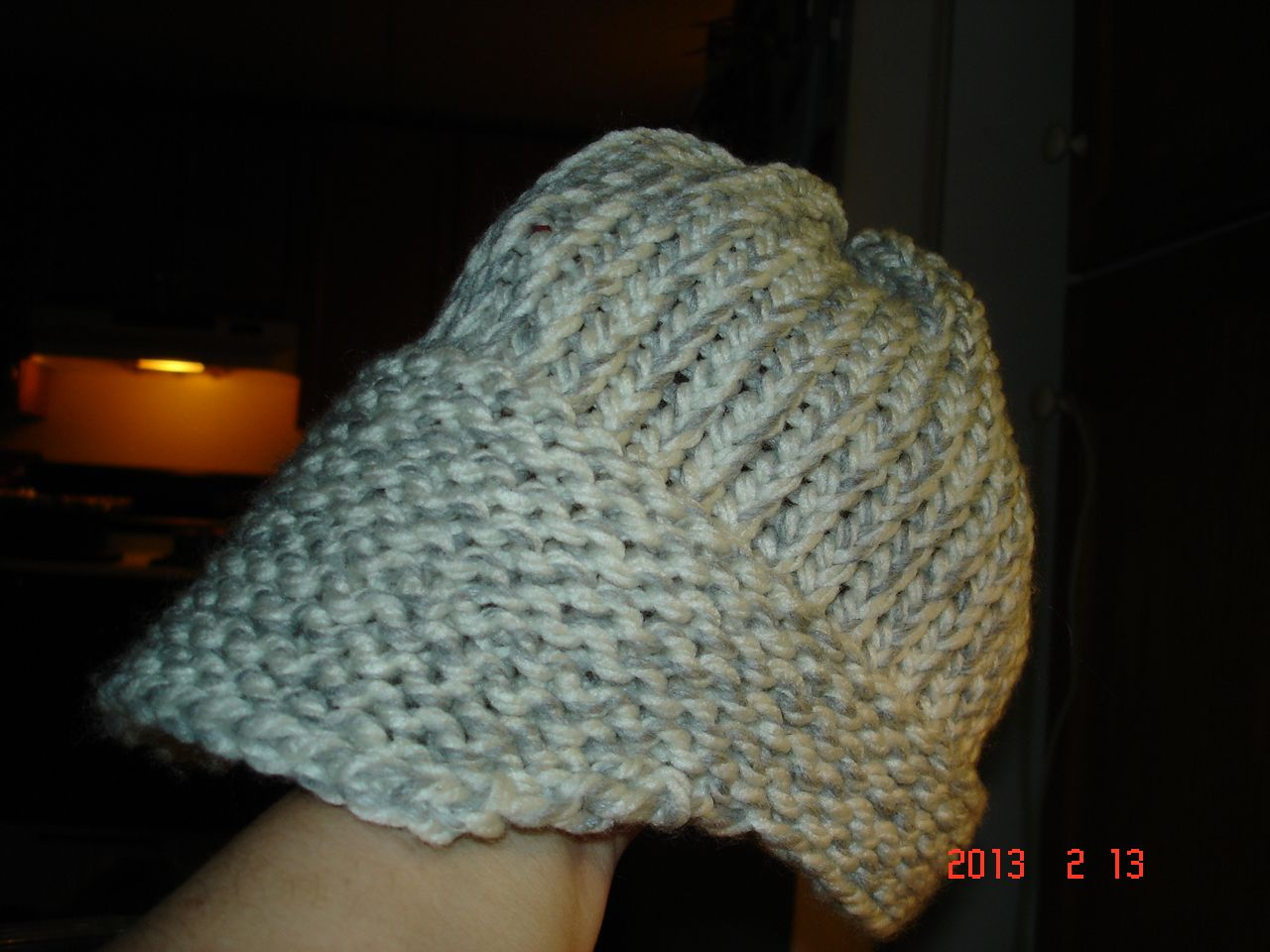 Knitting Loom Hat : First attempt at a loom knit brimmed hat knitting pinterest