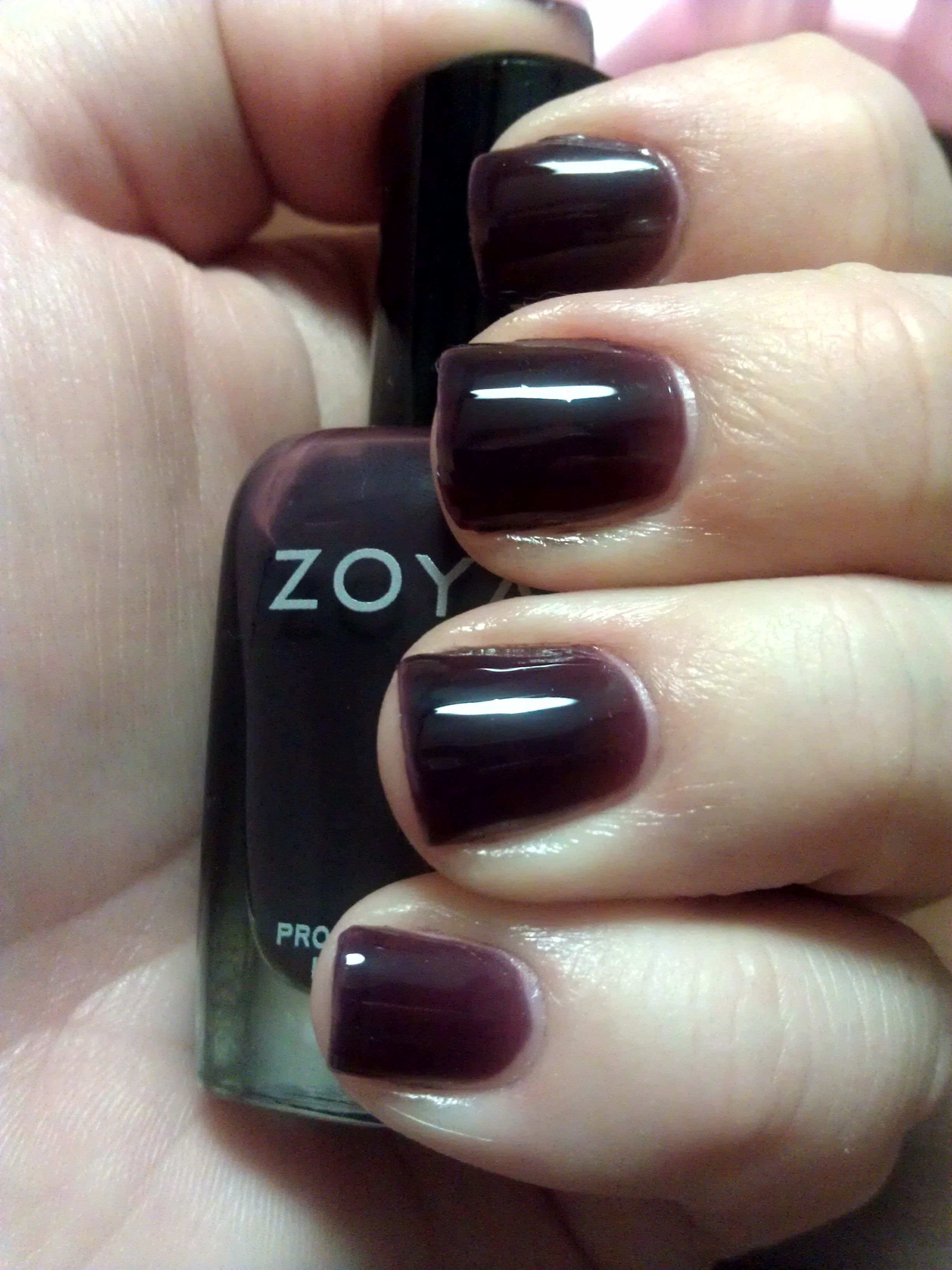 Zoya Nail Polish New York 12
