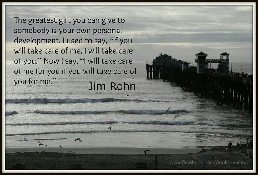 Jim Rohn Quotes The Greatest Gift