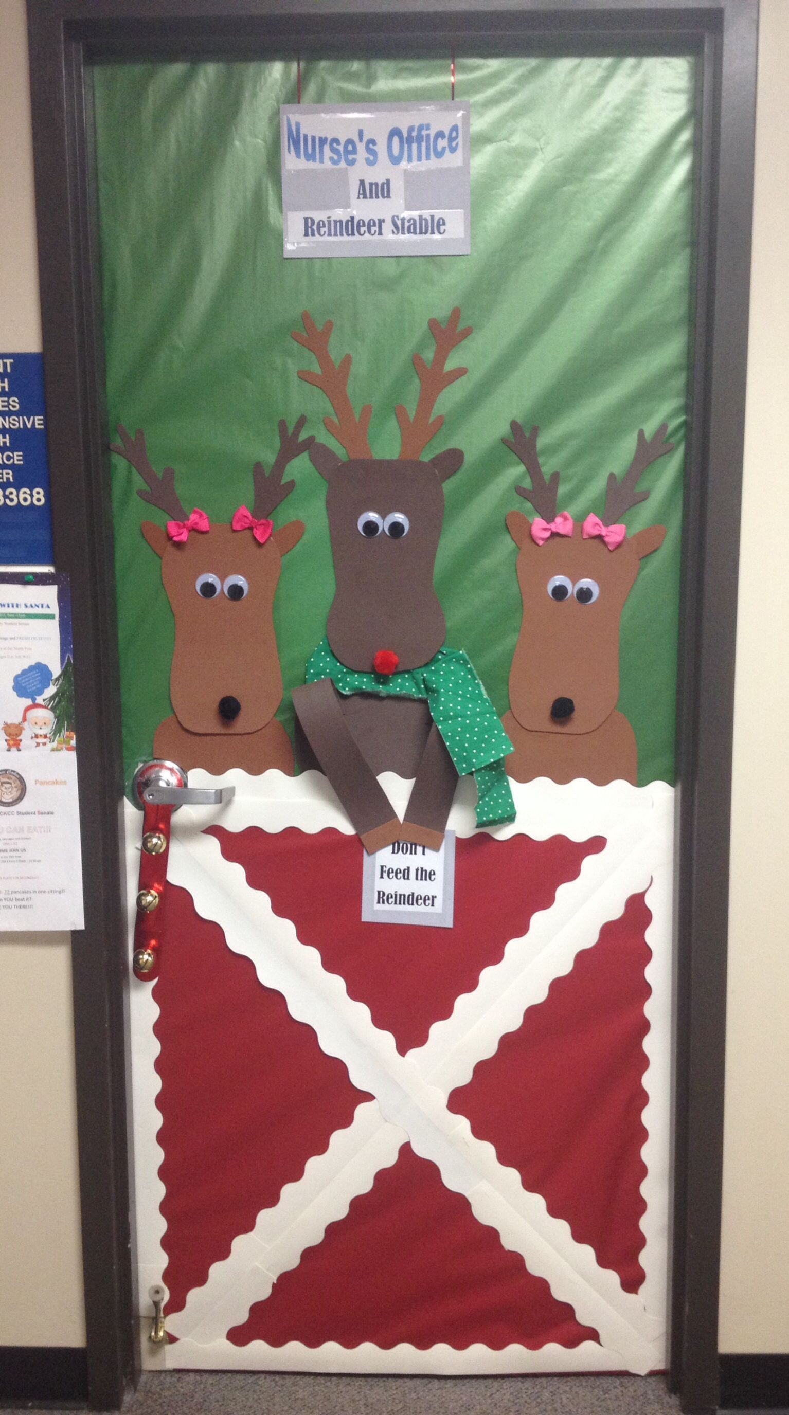 Giraffe Christmas Decorations