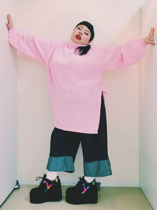 渡辺直美 服