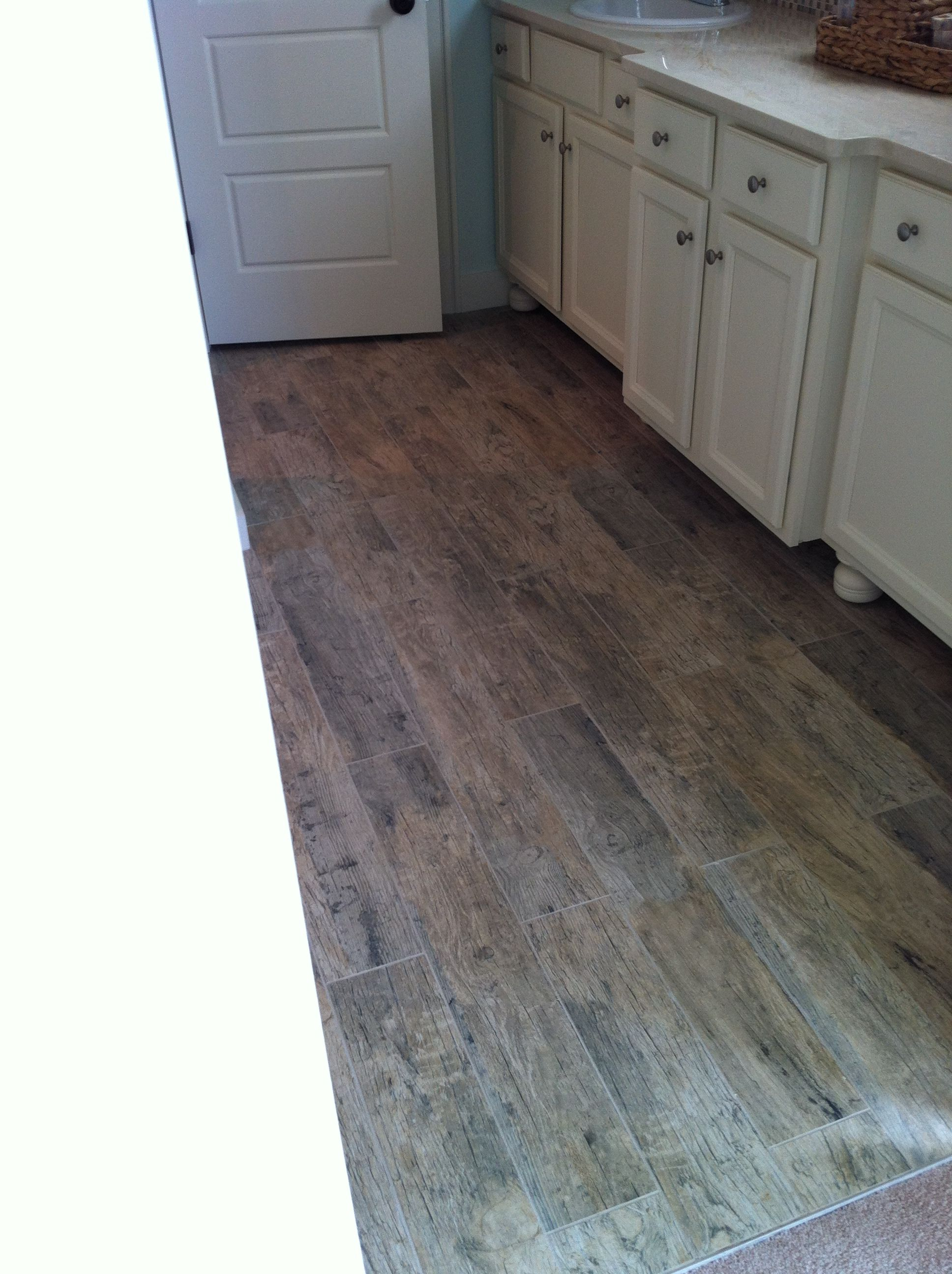 Waters Porcelain Wood Tile Flooring Ideas For New Home