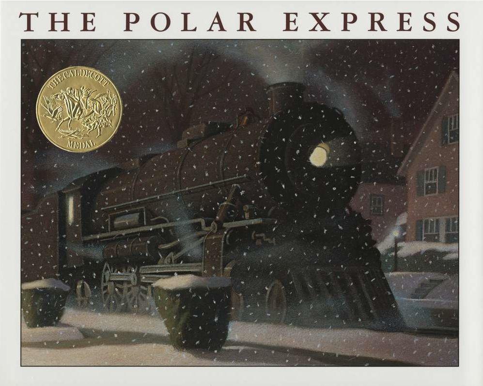 1985 The Polar Express | Chris Van Allsburg | Pinterest