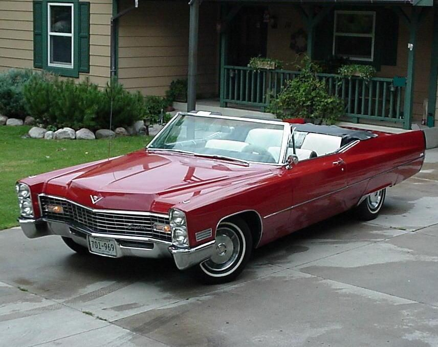 1967 cadillac coupe deville convertible caddy 39 s pinterest. Black Bedroom Furniture Sets. Home Design Ideas