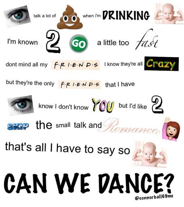 Can We Dance lyrics - The Vamps - Genius Lyrics