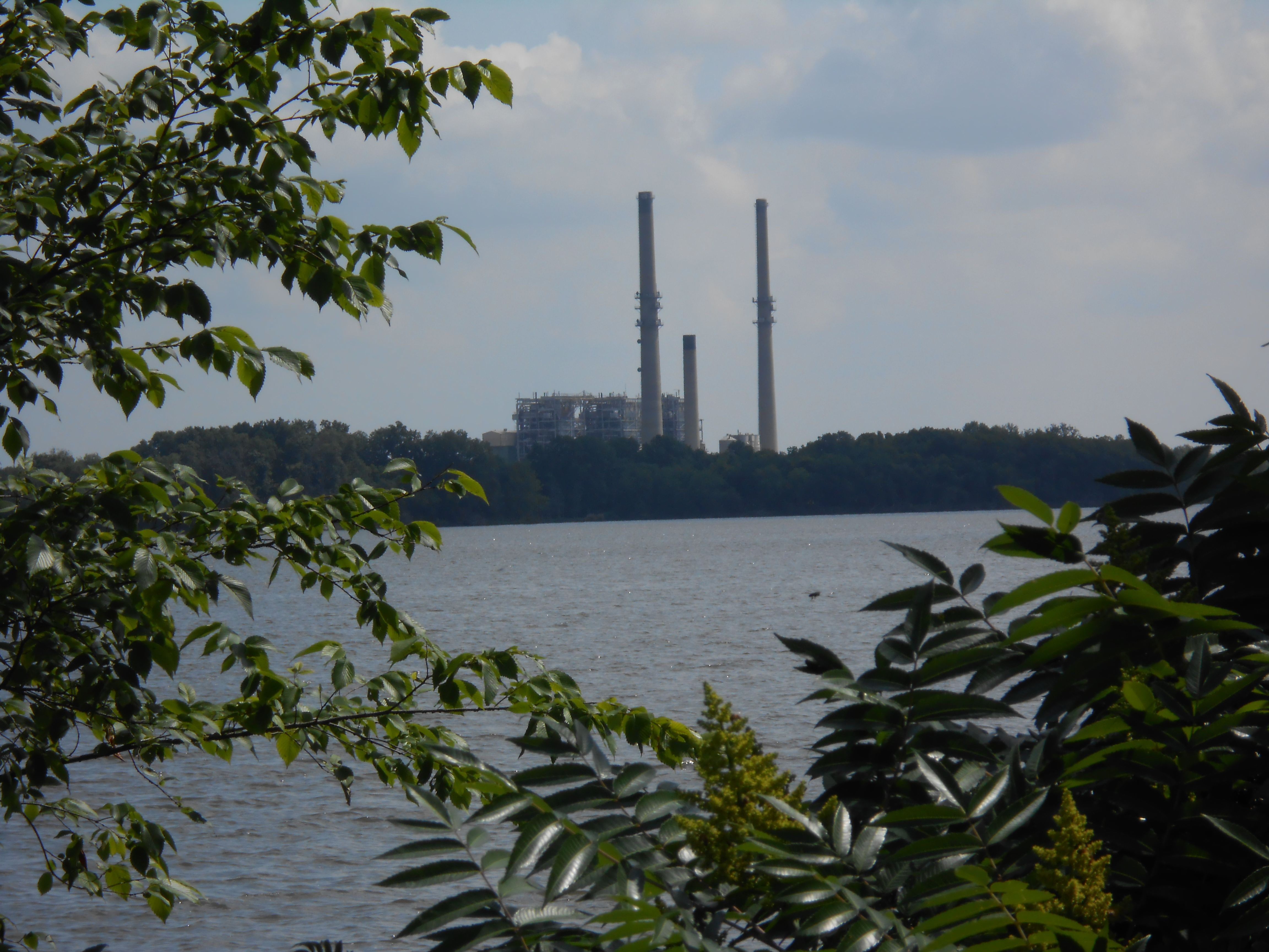 Montrose Power Plant Industrial Pinterest