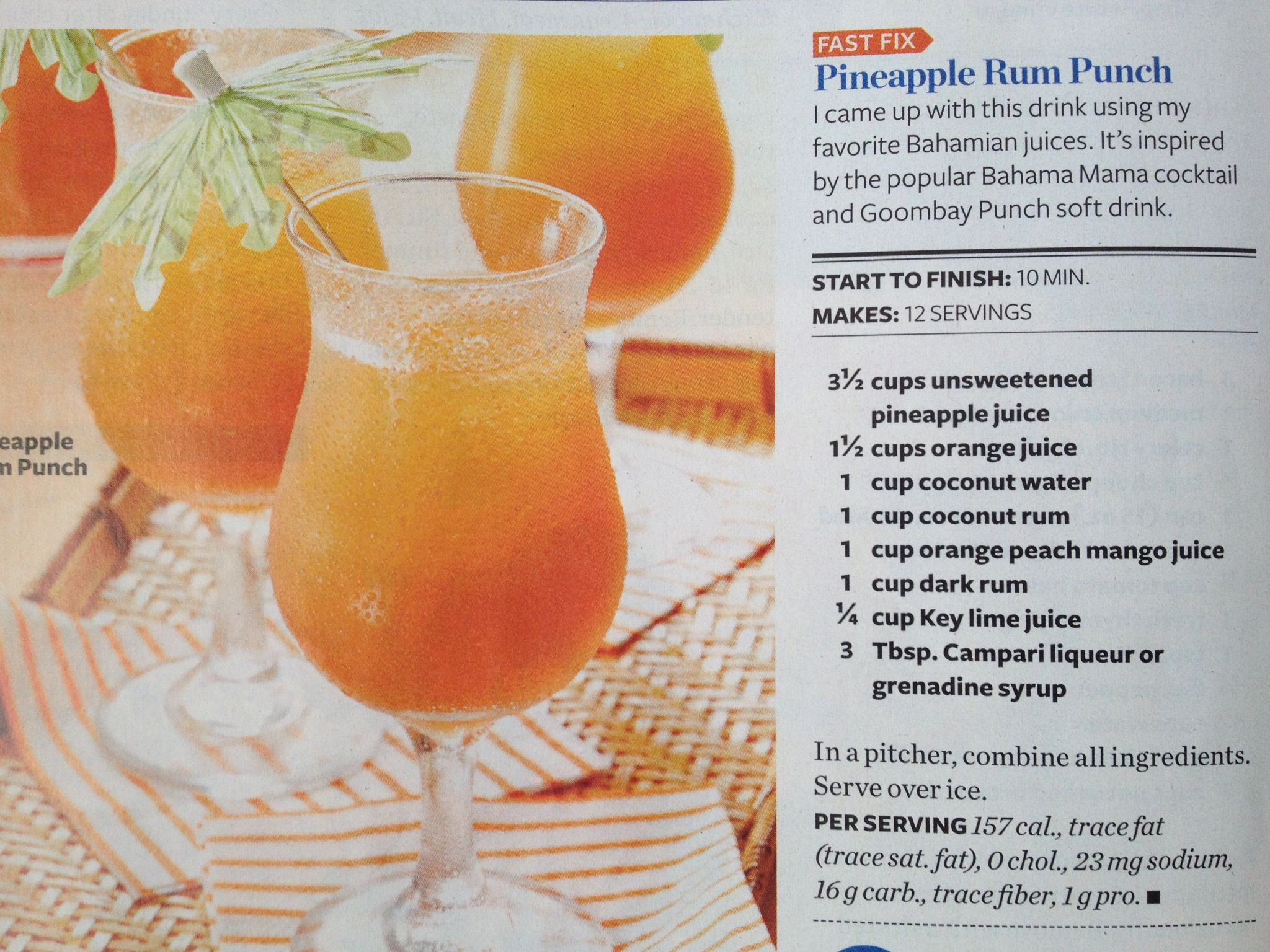 punch bajan rum punch milk punch long rum punch velvetbomb punch punch ...