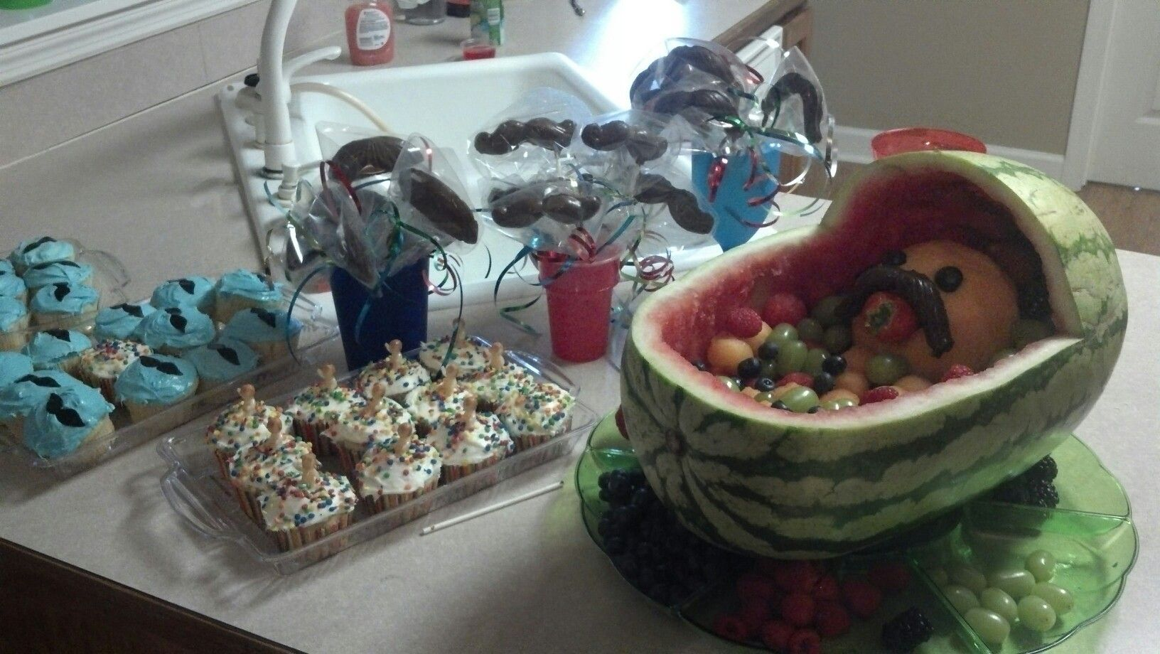 mexican baby shower baby makes 3 pinterest