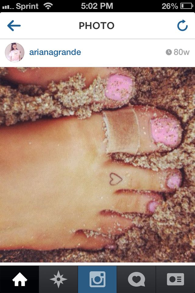 Ariana grande tattoo tattoo 39 s now pinterest for Tattooed heart ariana grande