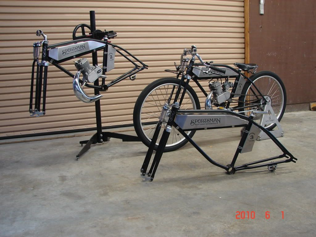 Pin by xander clay on motorized bicycles pinterest Best frame for motorized bicycle
