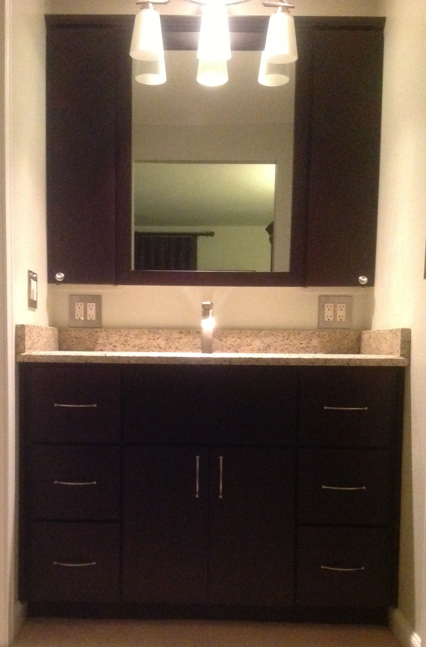 Innovative New Bathroom Vanities Are Up To 36 High Which Is What We Needed As  Get Your Home Ready For A Quick Sale With These Tips From Realestate Experts! &194 Photo Via Pinterest When You Want To Put A House On The Market, The  1970s