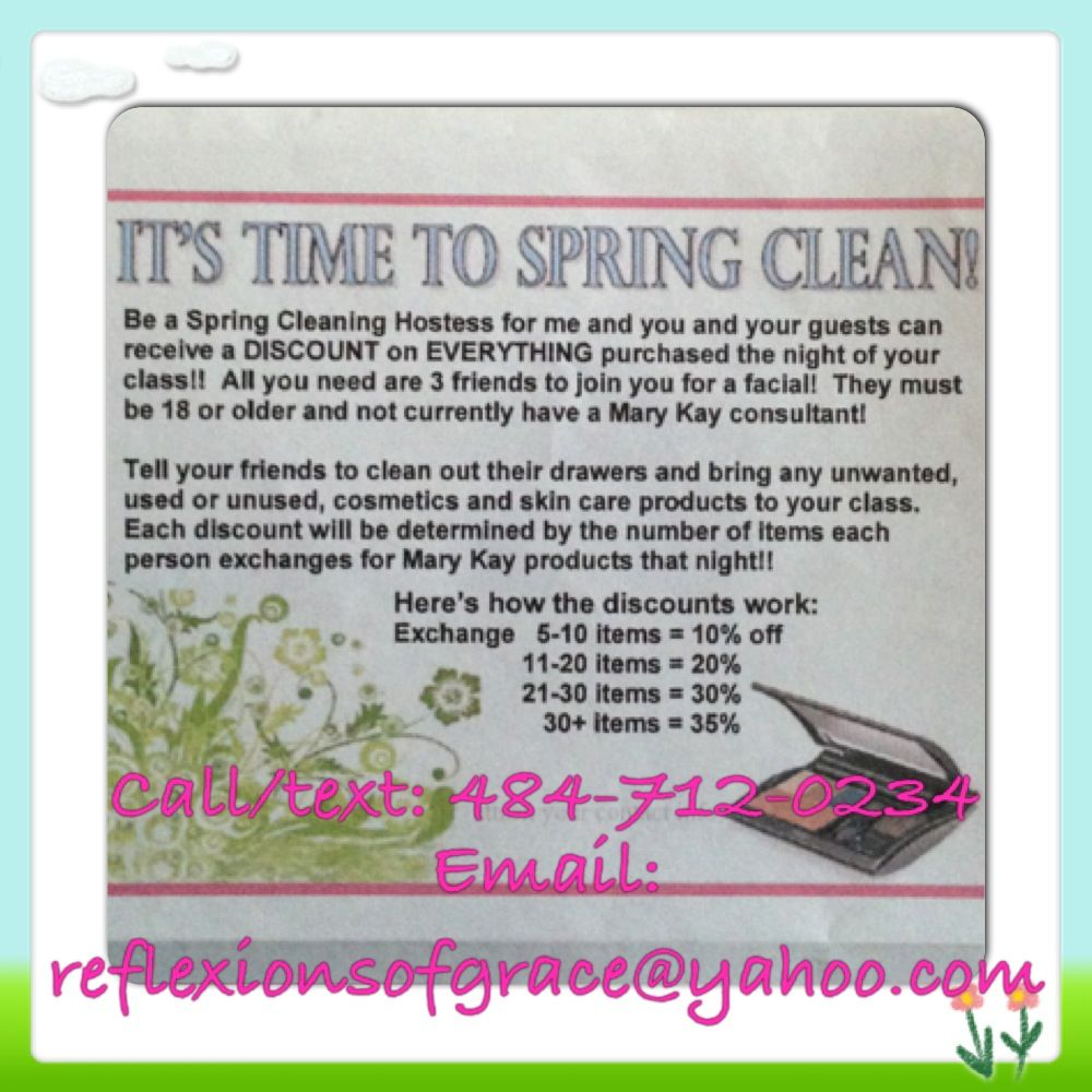 Spring cleaning the mary kay way mary kay pinterest
