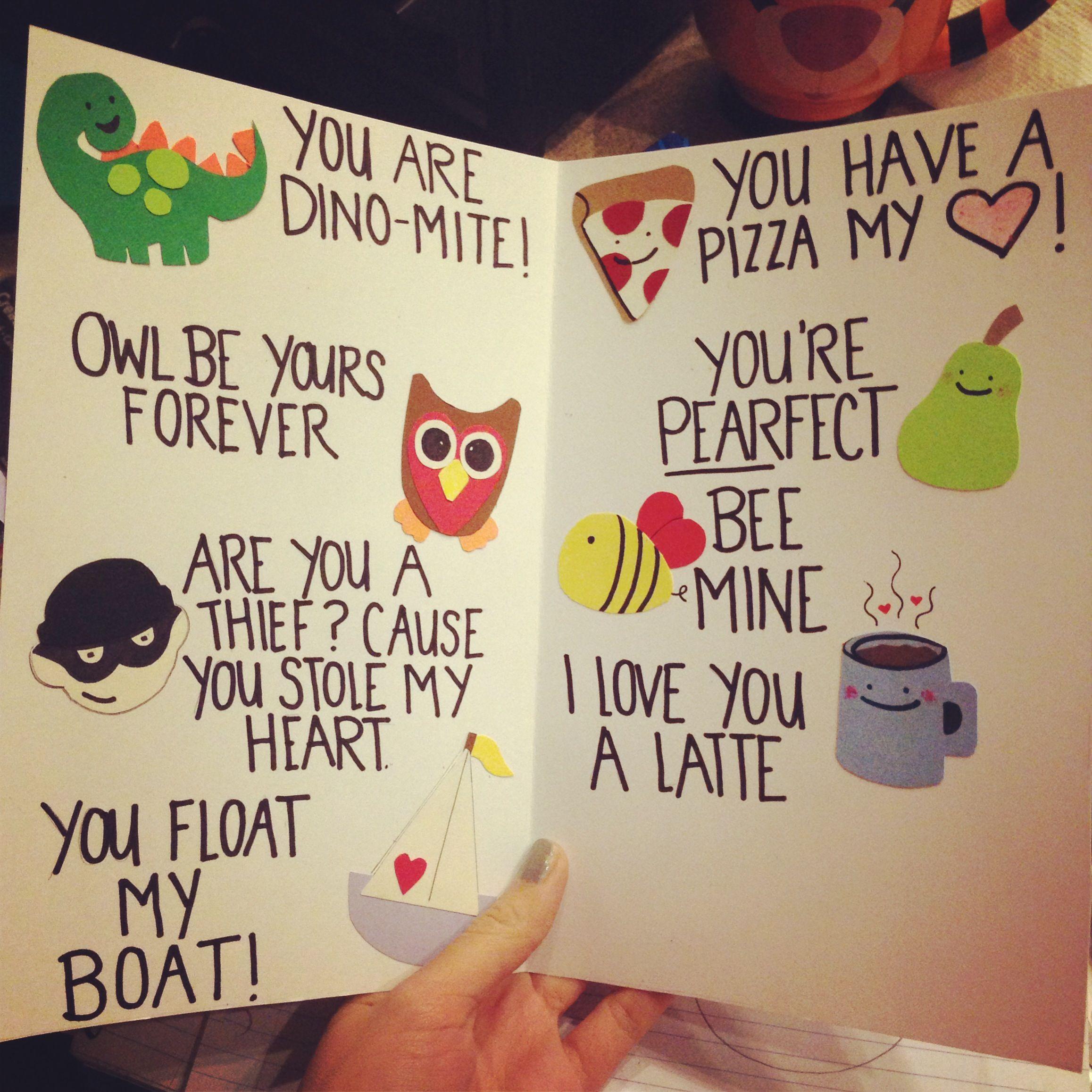 non cheesy valentine's day cards