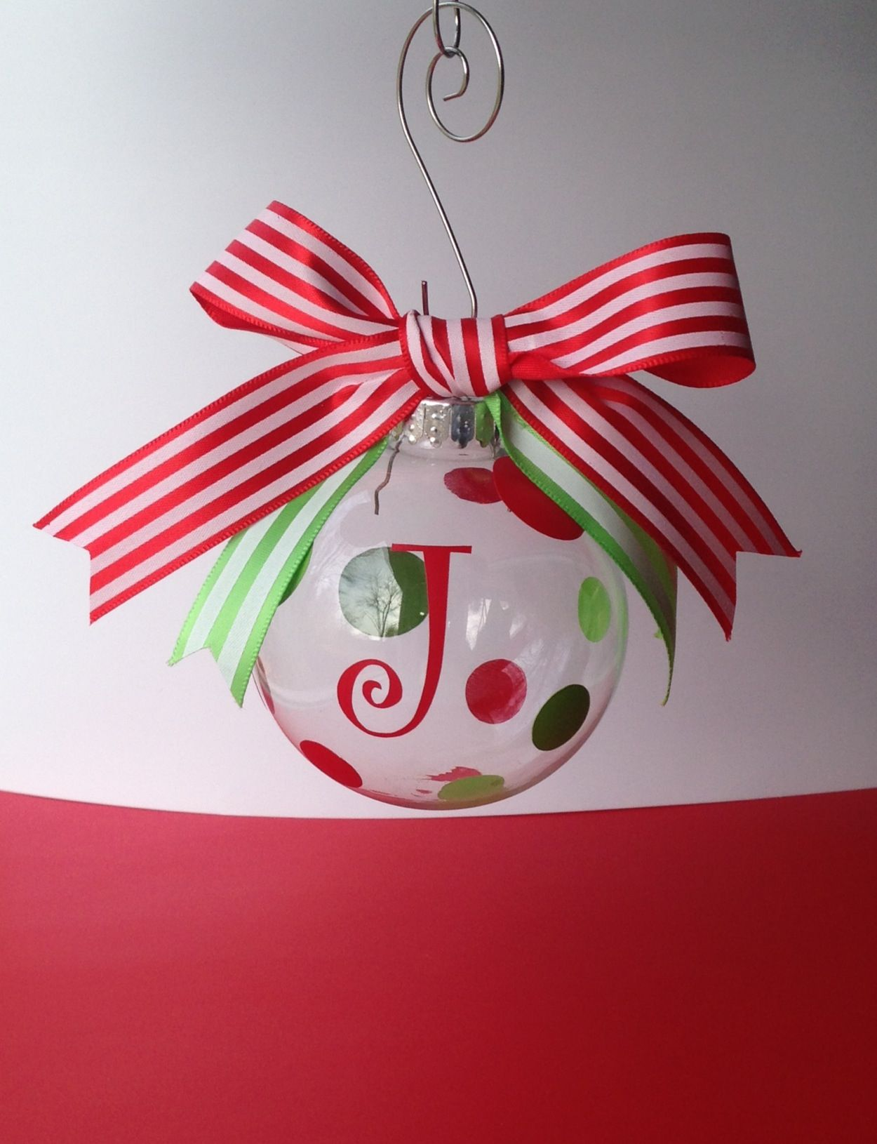 Silhouette Cameo Christmas Ornament