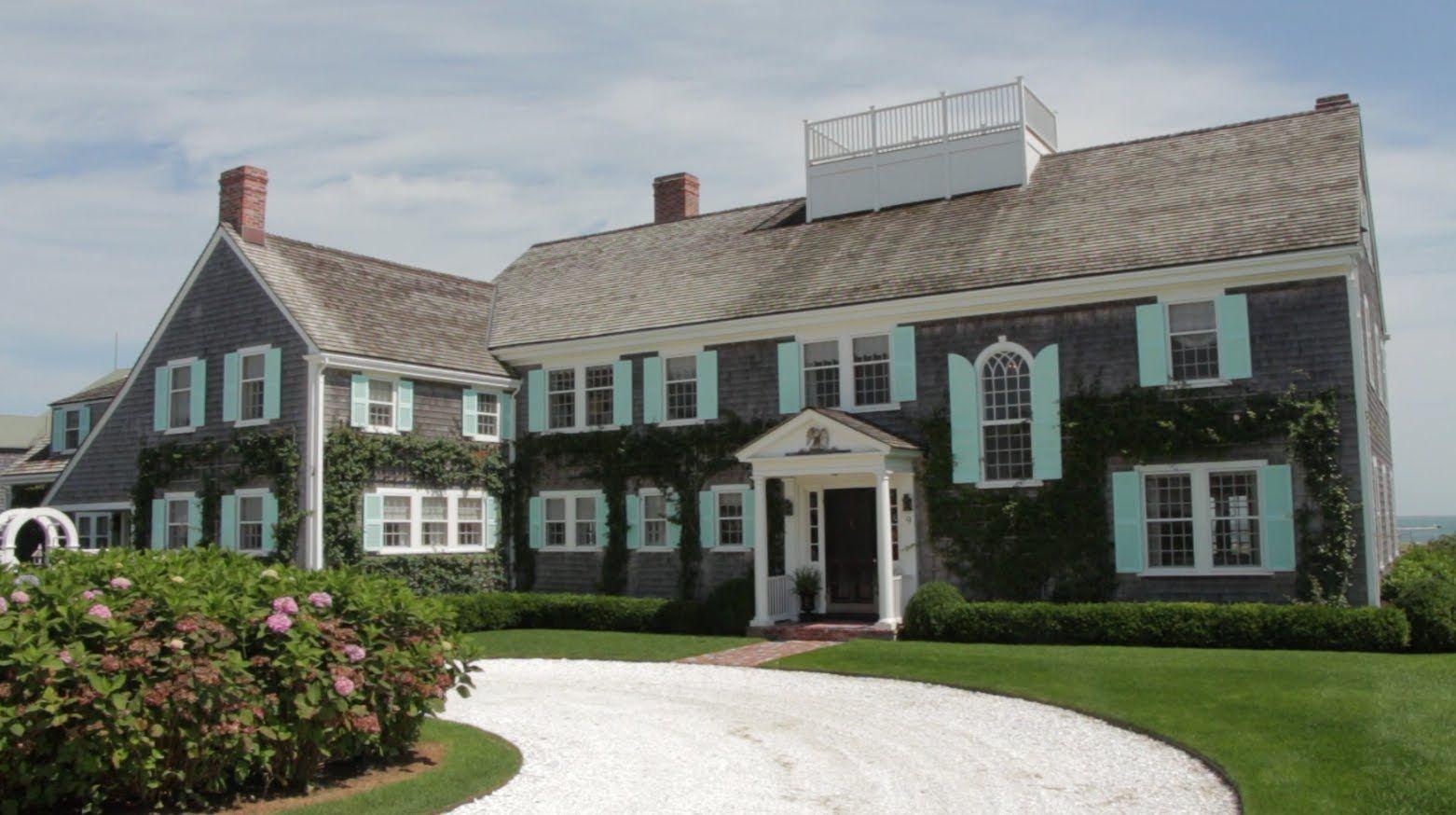 Shingle style exterior pinterest for Nantucket shingle style