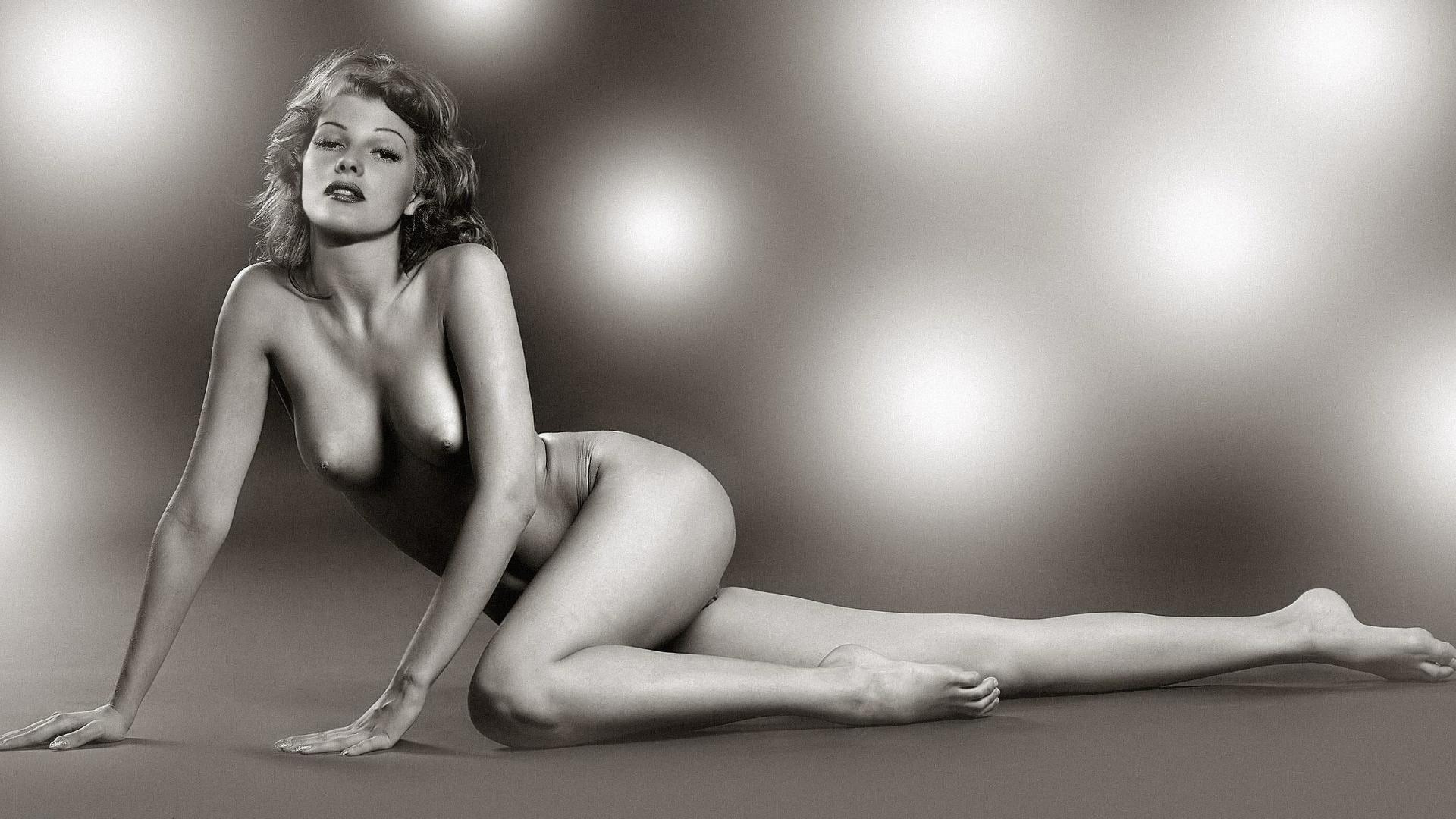 Rita hayworth porn nude scene