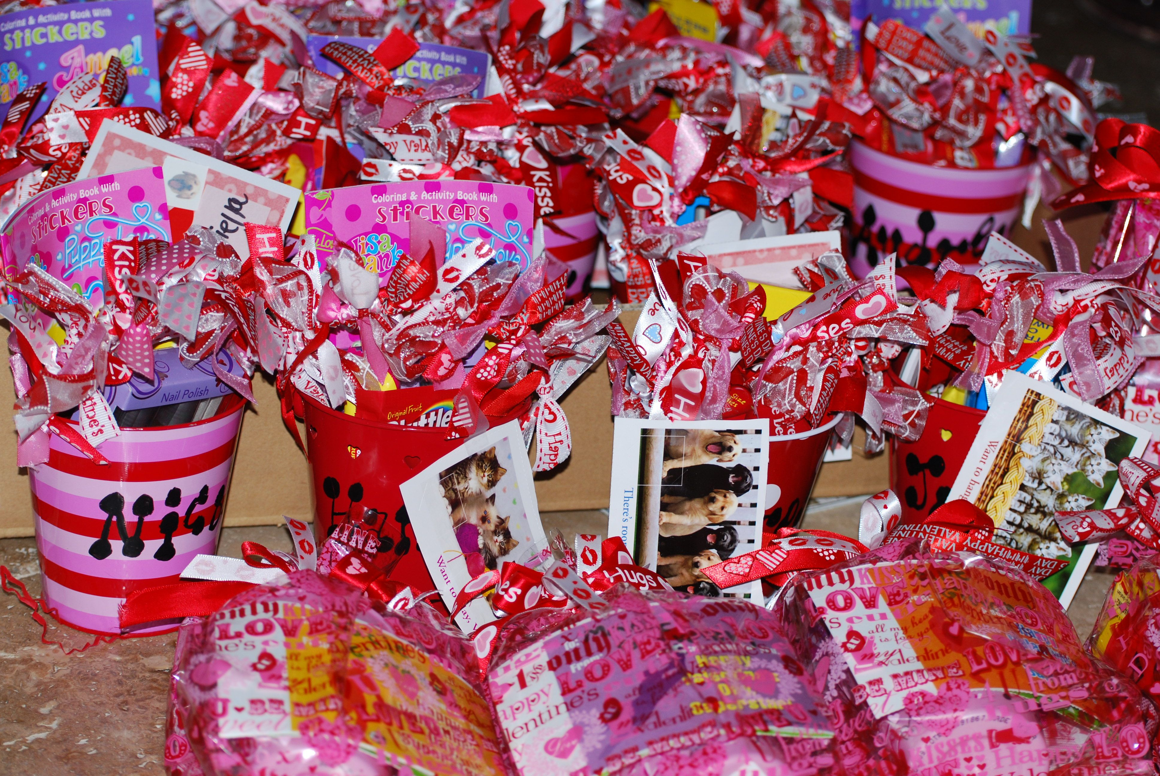 cute valentines day candy gifts