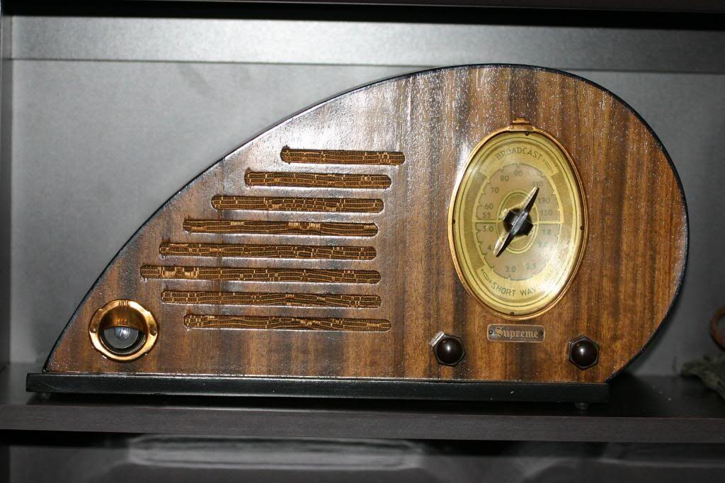 art deco radio art deco radios pinterest. Black Bedroom Furniture Sets. Home Design Ideas