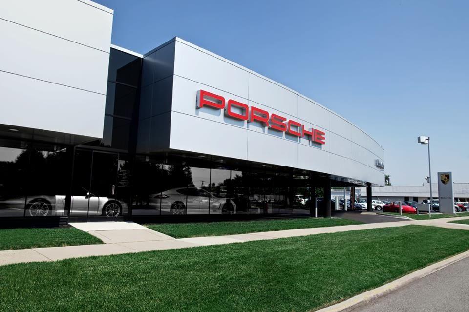 Porsche Of The Motor City Engell 39 S Car World Pinterest