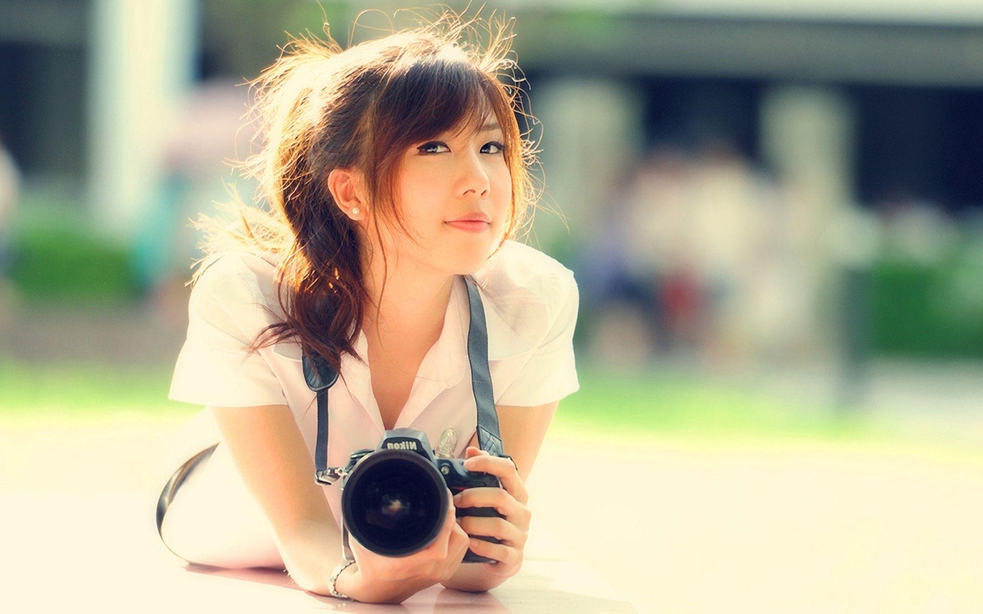 korean cute girl wallpaper | animaxwallpaper