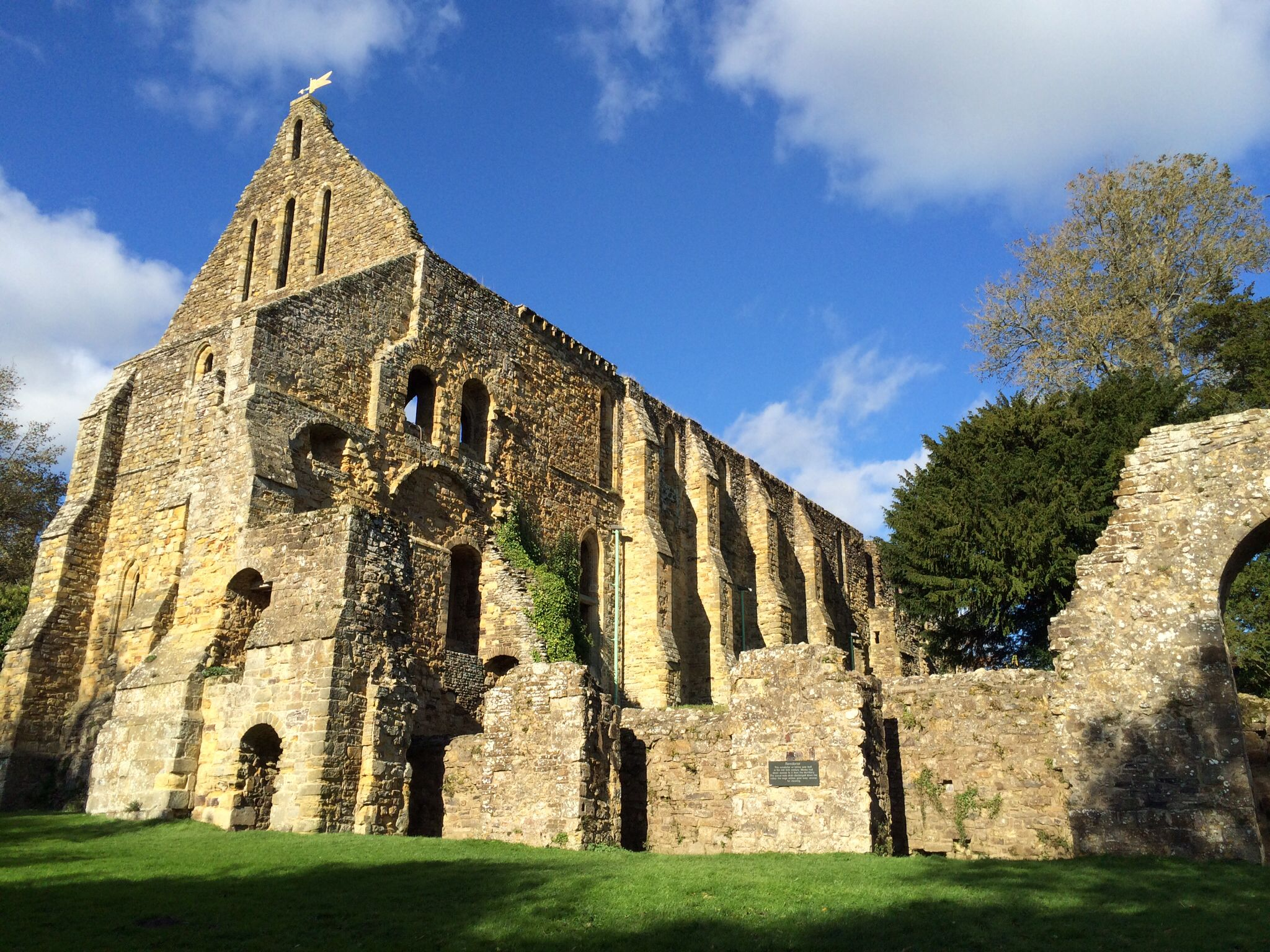 Battle Abbey East Sussex England Pinterest