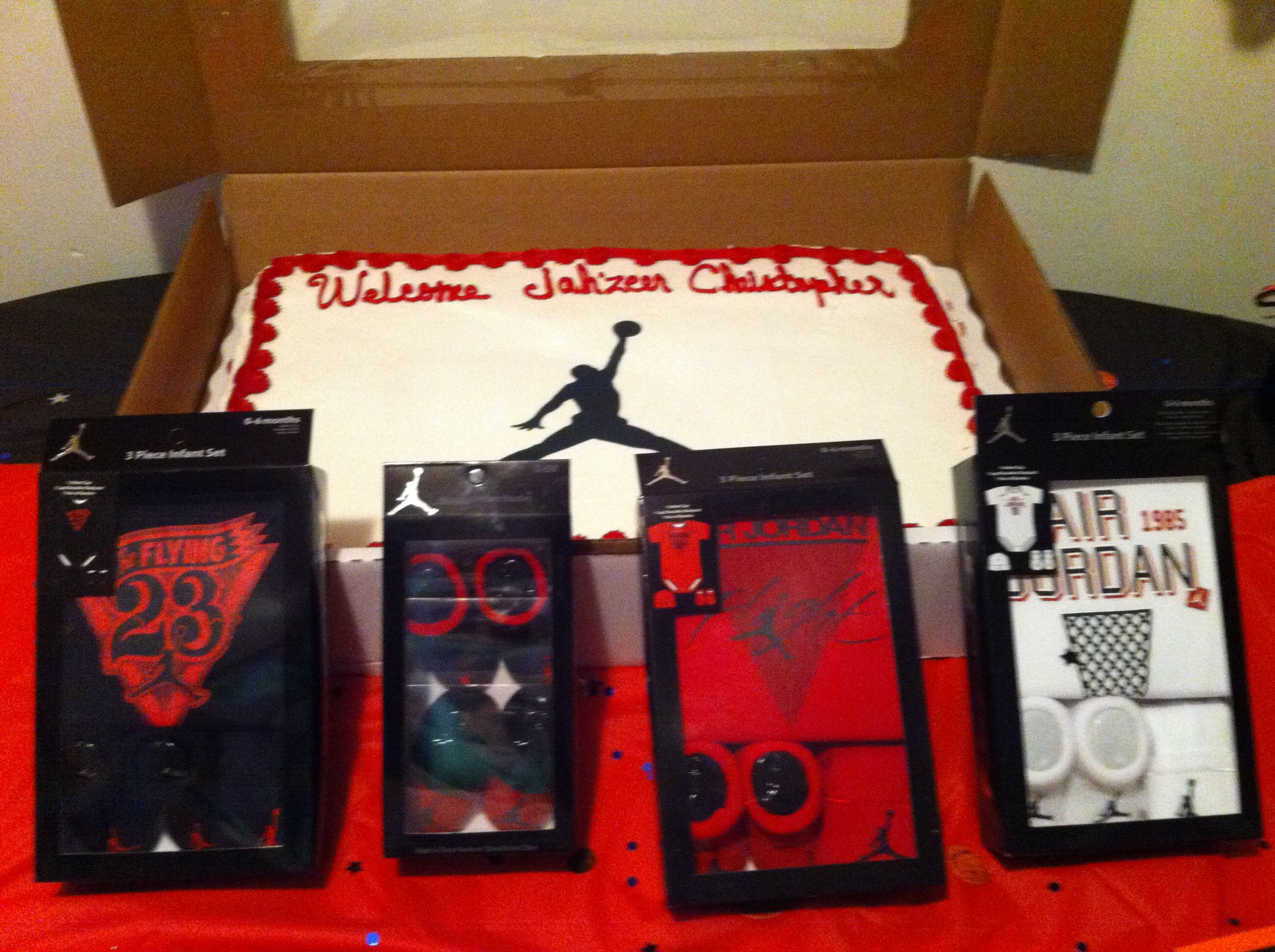 our michael jordan baby shower theme it 39 s a boy j c pintere