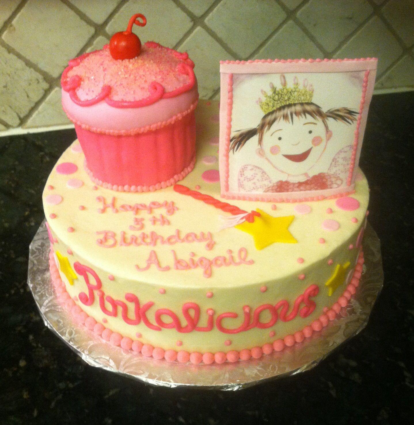 Pinkalicious Cake Images : Pinkalicious cake birthday Pinterest