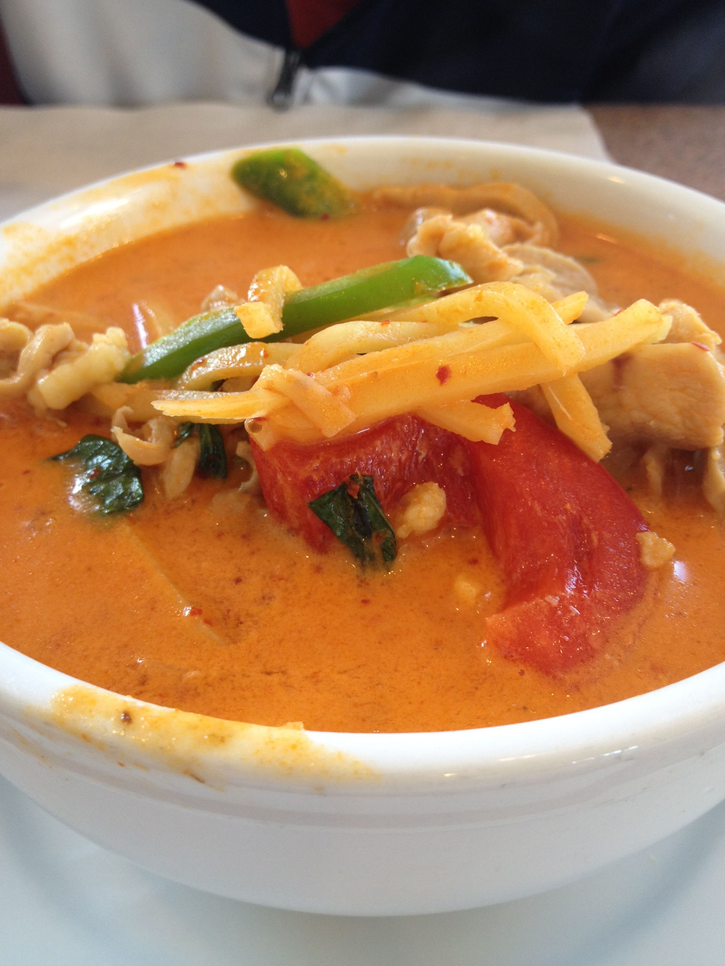 spicy thai beef Penang curry | Ethnic Dishes | Pinterest