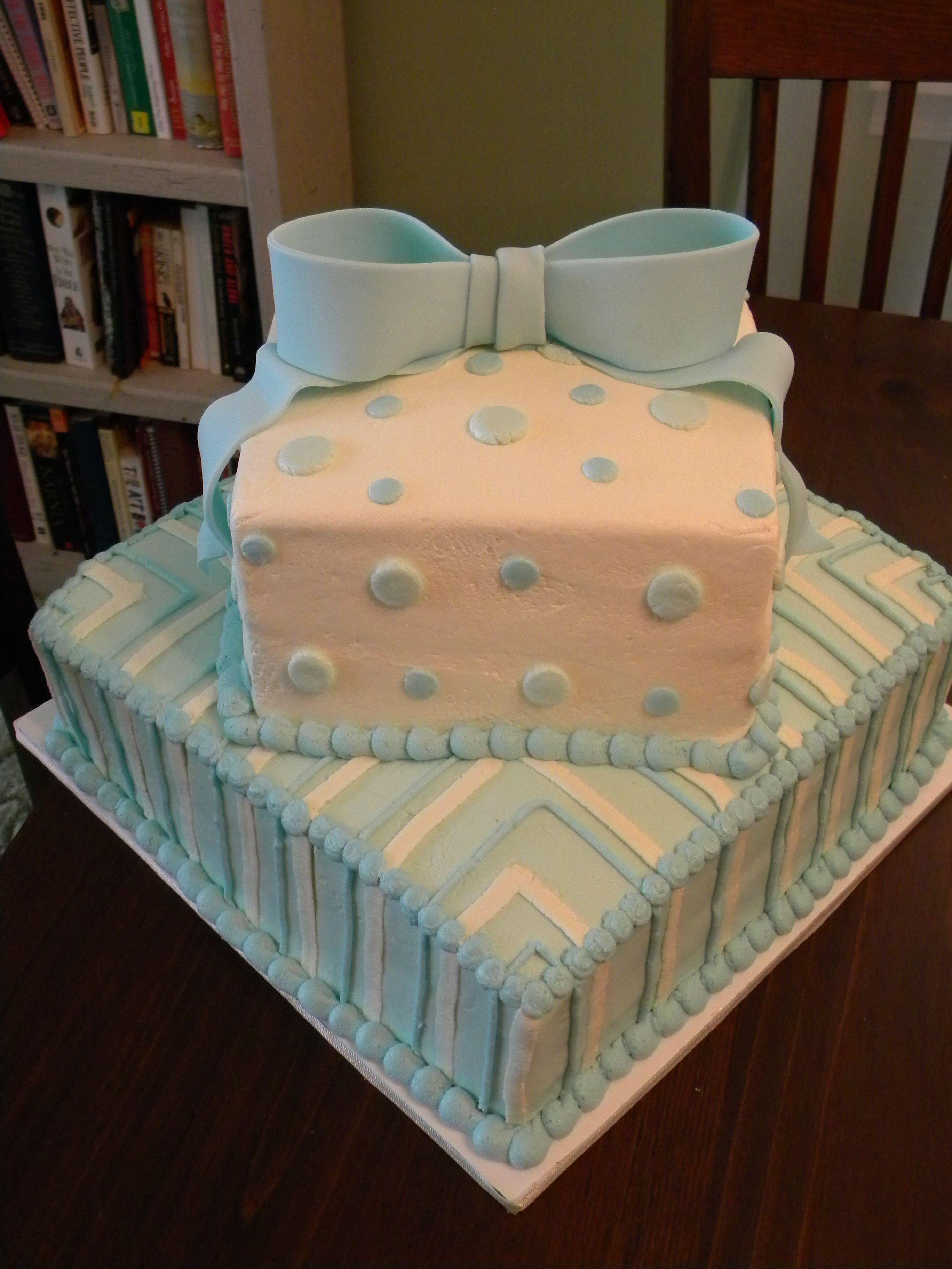 bad baby shower cakes