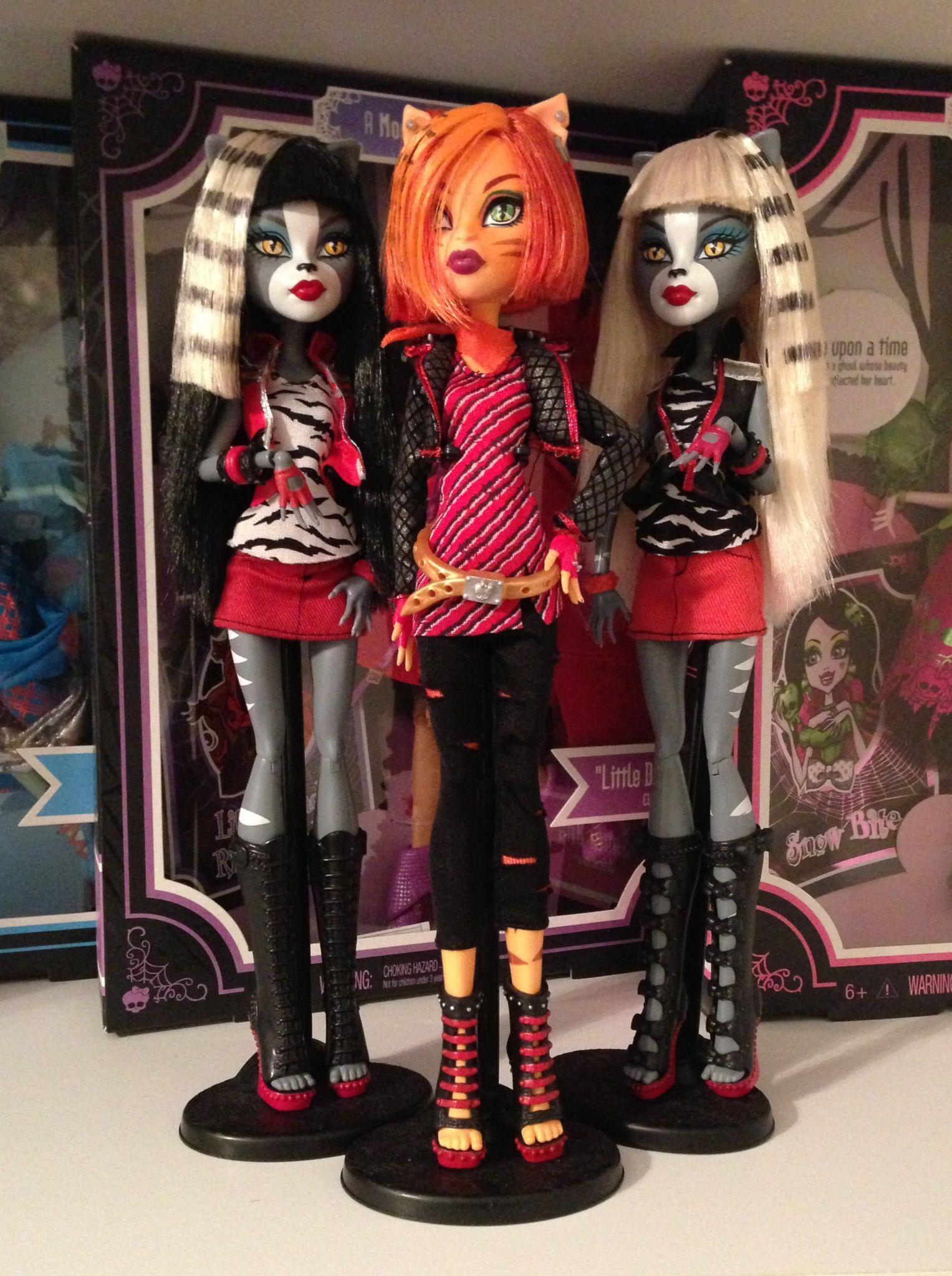 Monster high dolls monster high pinterest - Image monster high ...