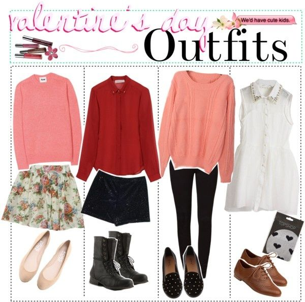 valentines day outfit - Google Search | V - d a y | Pinterest