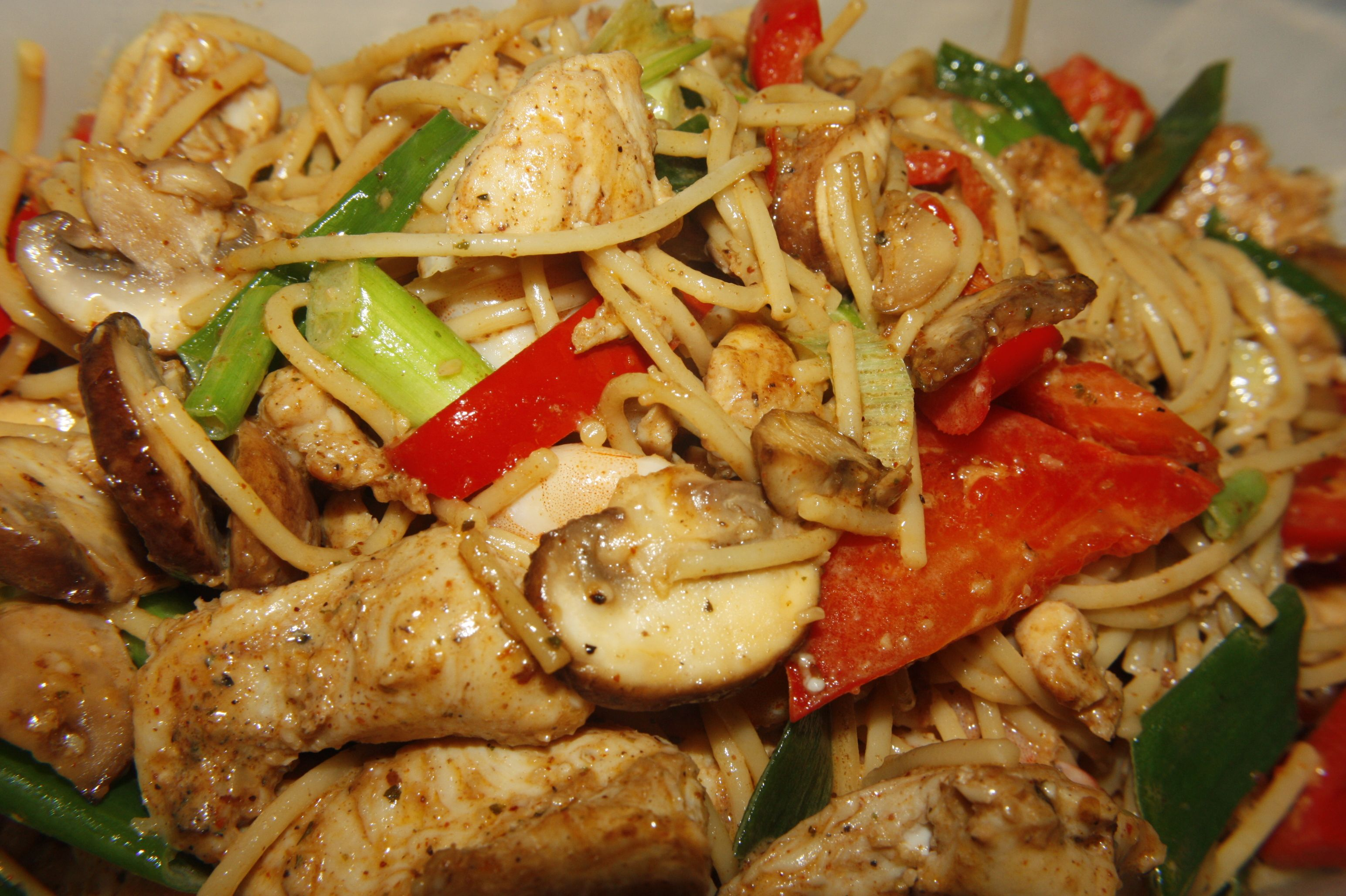 Cajun Chicken Pasta! yum! | You'd Think I Weighed 500 Lbs. | Pinterest