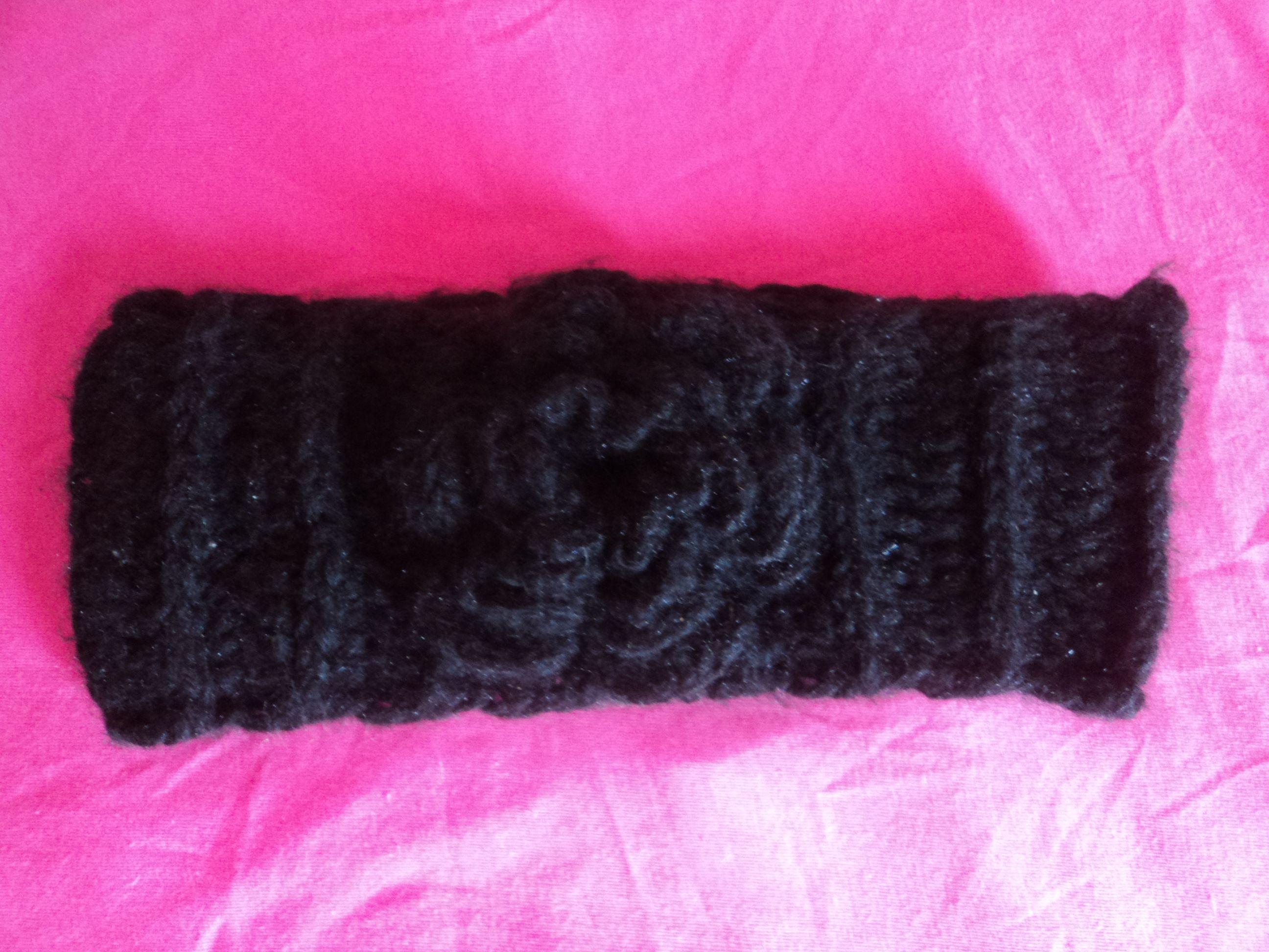 Diadema tejida a crochet crochet ixchel pinterest - Diademas a crochet ...