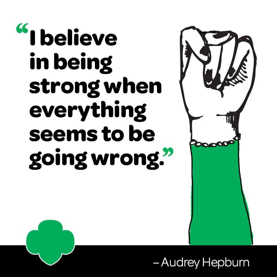 girl scout quotes inspirational quotesgram